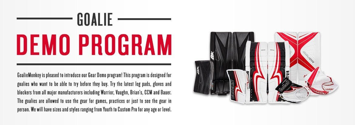 Goalie Gear Demo Program
