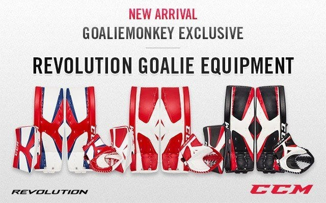 CCM Revolution Goalie Equipment