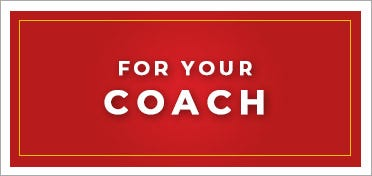 For Your Coach