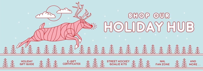 GoalieMonkey Holiday Hub