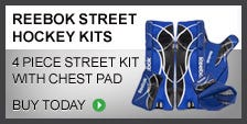Reebok Revoke Street Hockey Kits