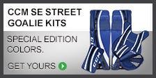 CCM SE Street Goalie Kits