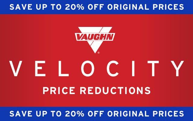Vaughn Goalie Price Reductions