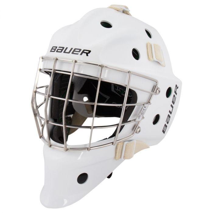 Bauer NME IX Certified Straight Bar Goalie Mask