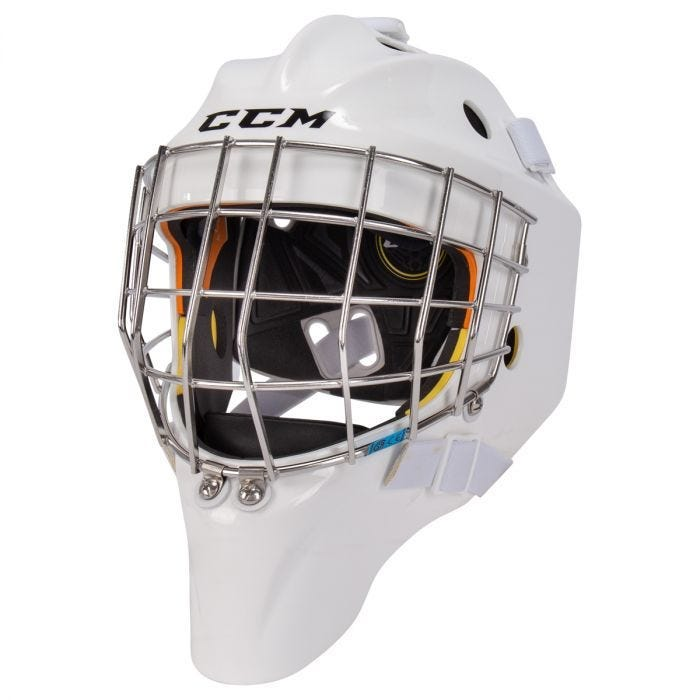 CCM Axis A1.9 Certified Straight Bar Goalie Mask