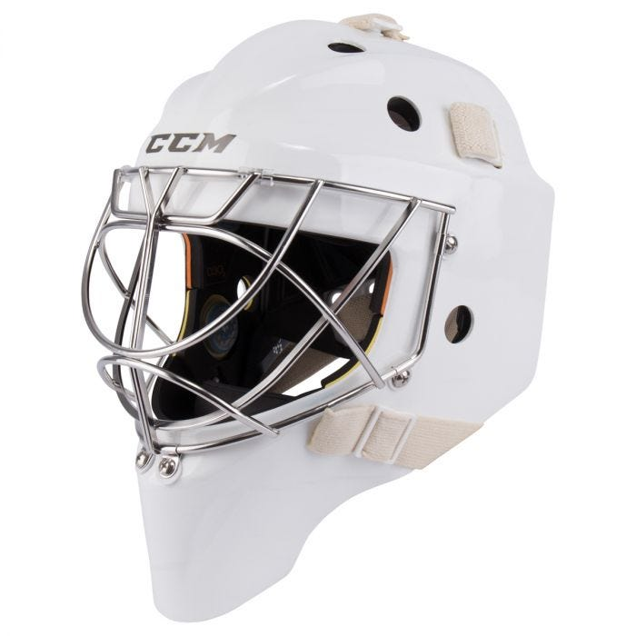 CCM Axis Pro Non-Certified Cat Eye Goalie Mask
