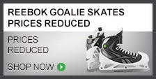 Reebok Goalie Skate Savings