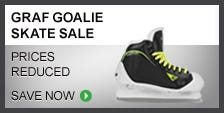 Graf Goalie Skates on Sale