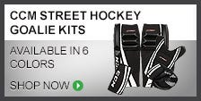 CCM Street Hockey Goalie Kits